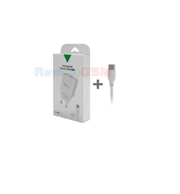 incarcator smart travel charger with micro usb cable vetter go 31a