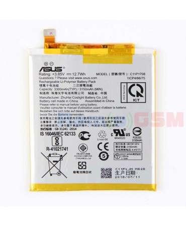 inlocuire acumulator baterie asus c11p1708 zenfone 5 ze620kl