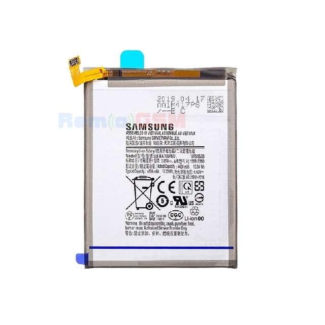 inlocuire acumulator baterie samsung ba705abu galaxy a70 sm-a705