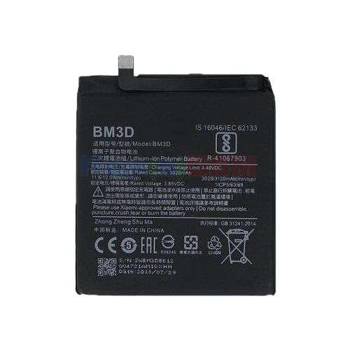 inlocuire acumulator baterie xiaomi mi 8 se bm3d