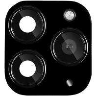 protectie geam camere usams camera lens glass film iphone 11 pro max us-bh577 black