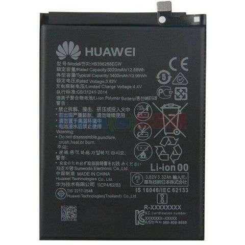 inlocuire baterie acumulator huawei hb396286ecw huawei p smart 2019 pot-lx1  pot-lx1af pot-lx2j  pot-lx1rua  pot-lx3