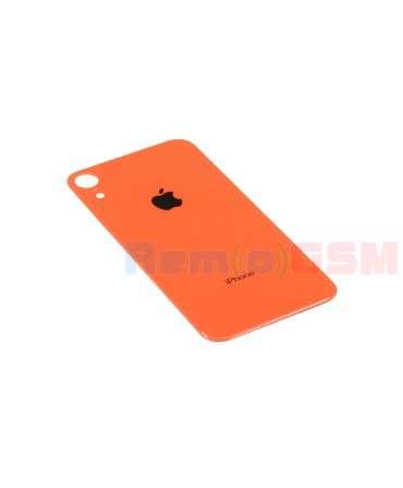 inlocuire capac baterie apple iphone xr portocaliu a2105 a1984 a2107 a2108