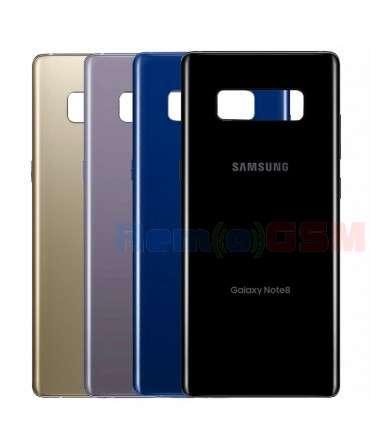 inlocuire capac baterie samsung galaxy note 8 sm-n950 albastru