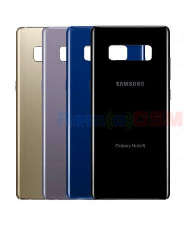 inlocuire capac baterie samsung galaxy note 8 sm-n950 gold