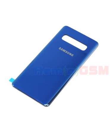 inlocuire capac baterie samsung sm-g973f galaxy s10  albastru