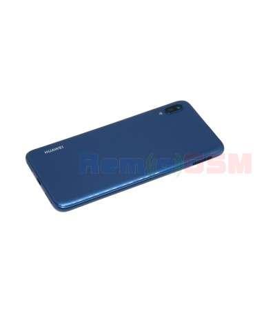 inlocuire capac carcasa albastru huawei y6 2019 y6 pro 2019  y6 prime 2019