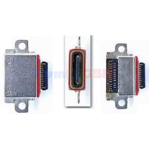 inlocuire  conector alimentare si date samsung sm-g970f sm-g973f  sm-g975f  s10es10s10 plus