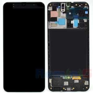 inlocuire display cu touchscreen si rama samsung sm-a507f galaxy a50s oem