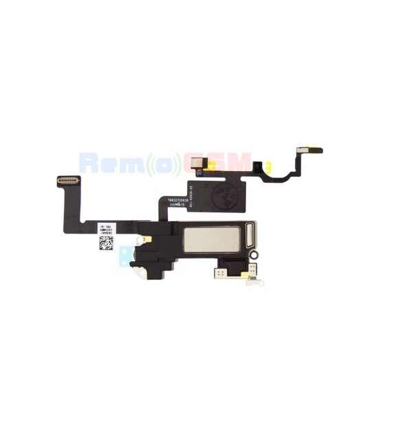 inlocuire flex cu casca si senzor proxi iphone 12 12 pro ear speaker light senzor flex