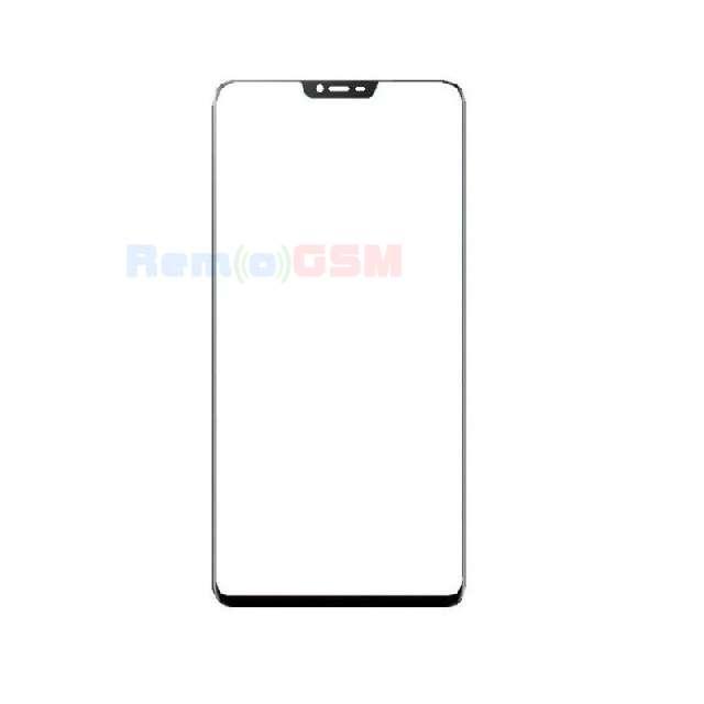 inlocuire geam sticla ecran la display oppo a5 negru