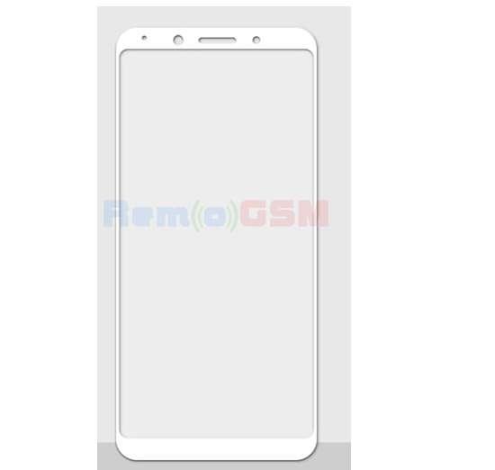 inlocuire geam sticla ecran la display oppo f5 alb