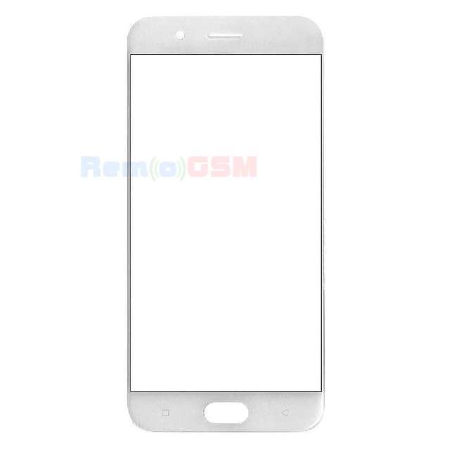 inlocuire geam sticla ecran la display oppo r11 alb plus