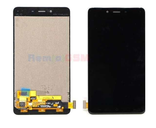 inlocuire lcd display cu geam touchscreen oneplus x