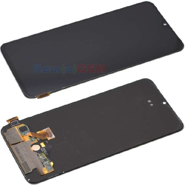 inlocuire lcd display cu touchscreen oneplus 7 amoled