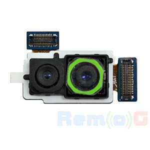 inlocuire modul dual camera spate samsung a20e sm-a202