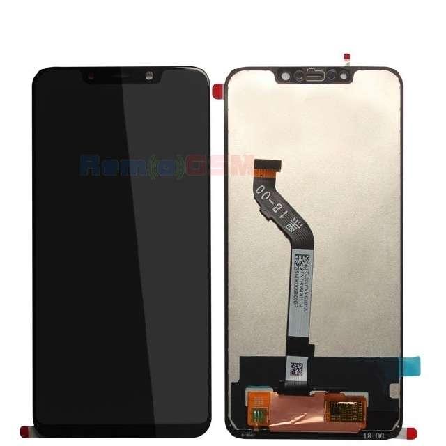 inlocuire display cu touchscren xiaomi pocophone f1