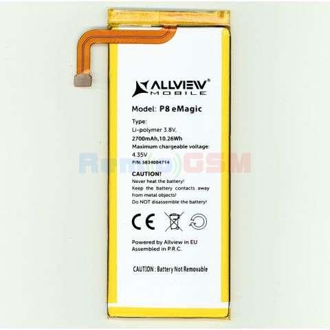inlocuire baterie acumulator allview p8 emagic