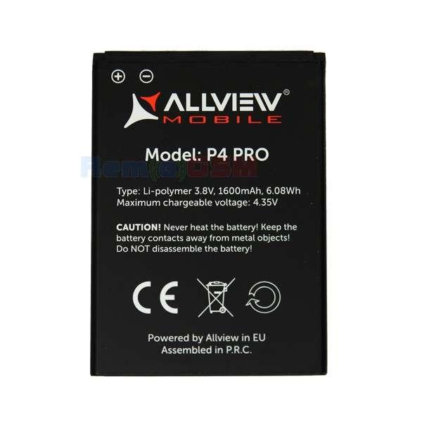 inlocuire baterie acumulator allview p4 pro