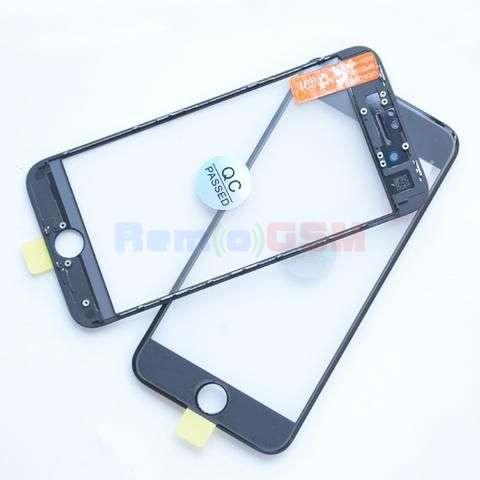 inlocuire schimbare geam sticla ecran iphone 8 plus negru