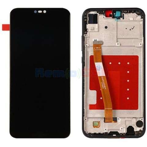 inlocuire display touchscreen si rama huawei p20 lite ane-lx1