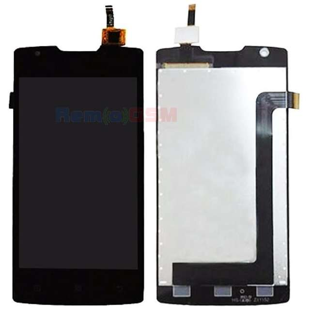 inlocuire display cu touchscreen lenovo a1000 negru