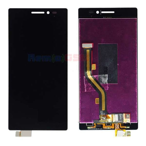 inlocuire display cu touchscreen complet lenovo vibe x2