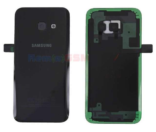 inlocuire capac baterie samsung sm-a320f galaxy a3 2017 negru gh82-13636a