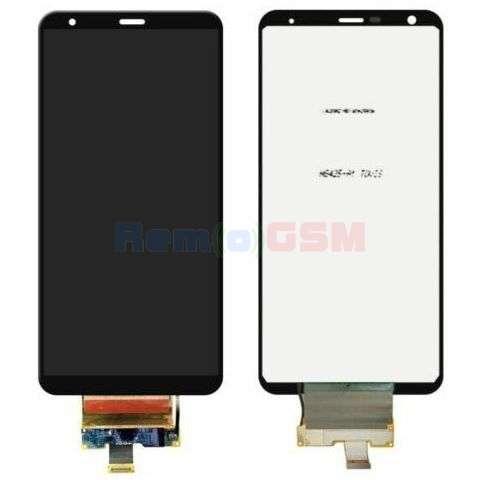 inlocuire display cu touchscreen lg q stylo 4 q710 q710cs q710ms