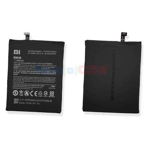 inlocuire acumulator baterie xiaomi mi note 2 bm48