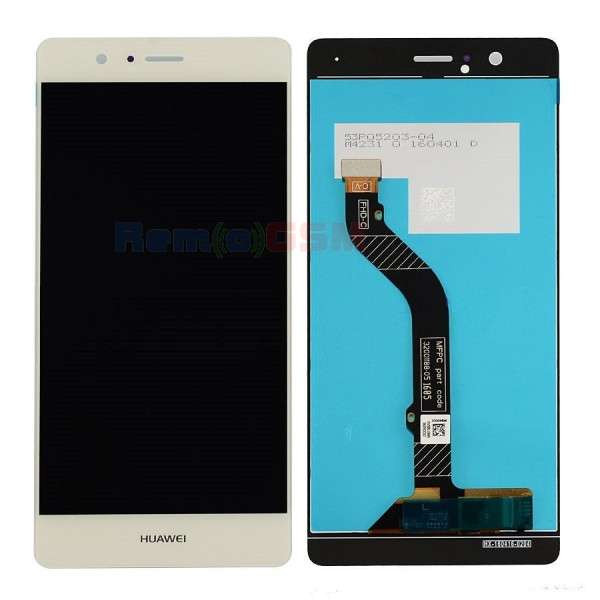 inlocuire display cu touchscreen huawei ascend mate 9 lite y7 prime 2017 gold