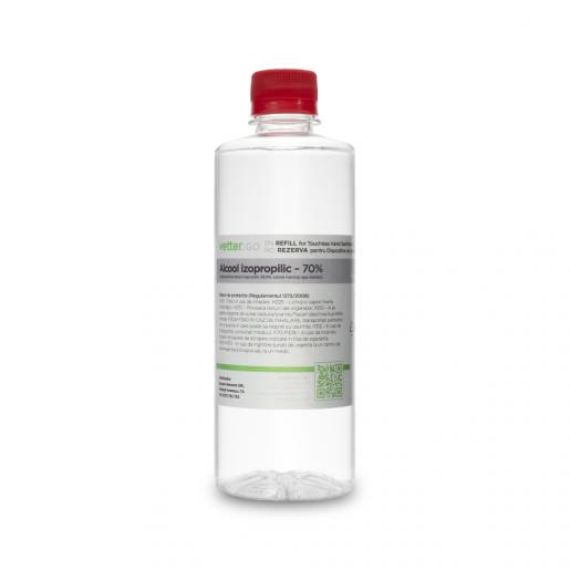 rezerva pentru dispozitivele de igienizare cu pulverizare prin inductie