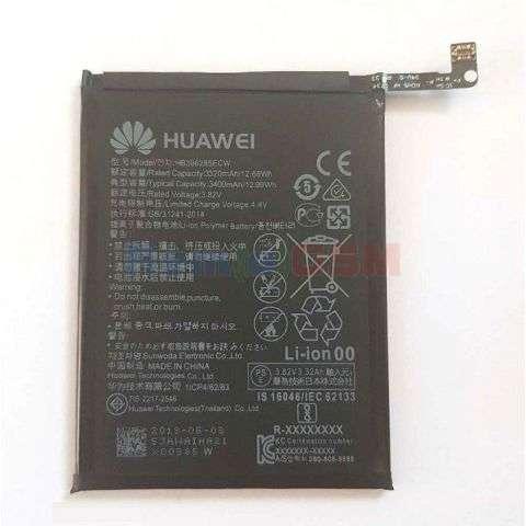 inlocuire baterie acumulator huawei hb396285ecw  p20 honor 10 eml-l09 eml-l29col-l29