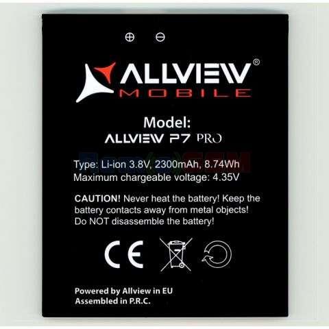 inlocuire baterie acumulator allview p7 pro