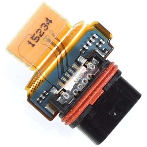 inlocuire modul incarcare mufa sony e5803 e5823 xperia z5 compact