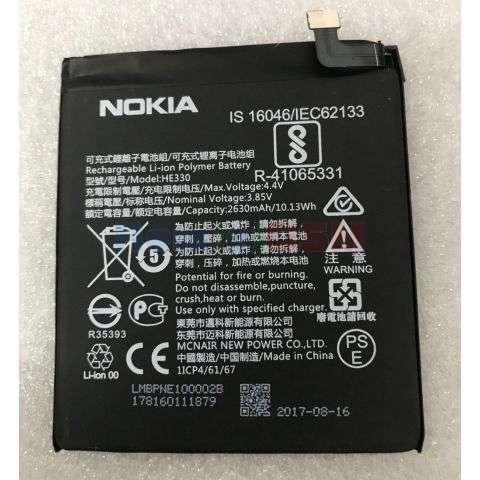 inlocuire baterie acumulator nokia 3 ta-1032 he330