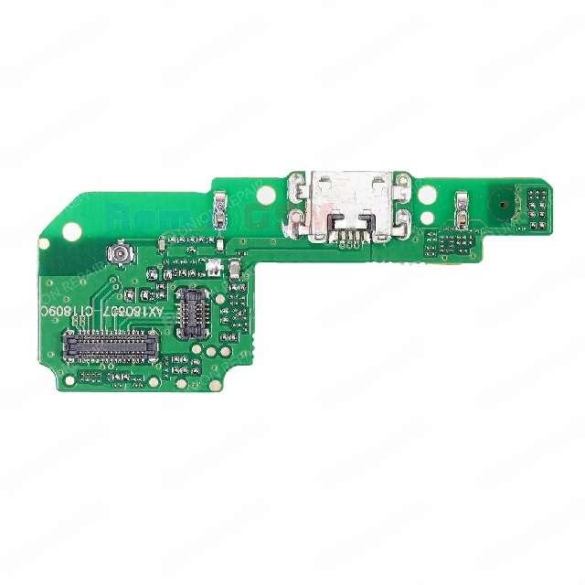 inlocuire flex modul incarcare cu microfon xiaomi redmi 6
