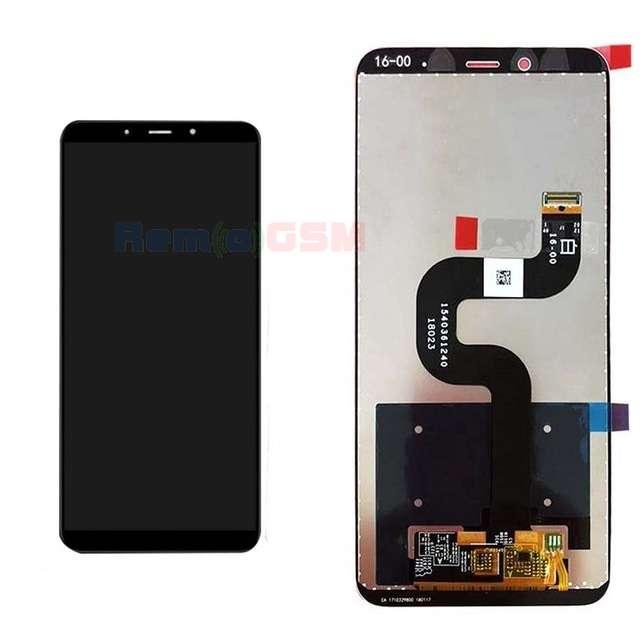 inlocuire display cu touchscreen xiaomi mi a2  mi 6x negru