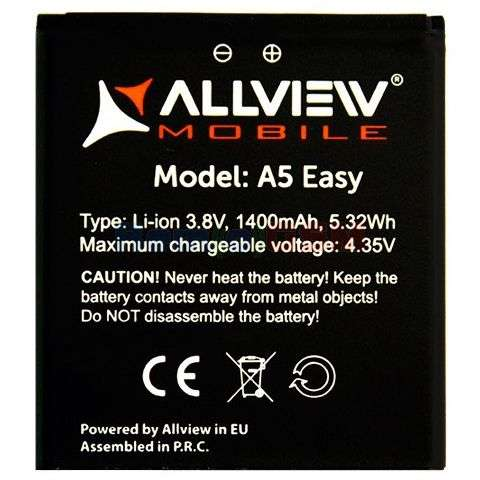 inlocuire baterie acumulator allview a5 easy