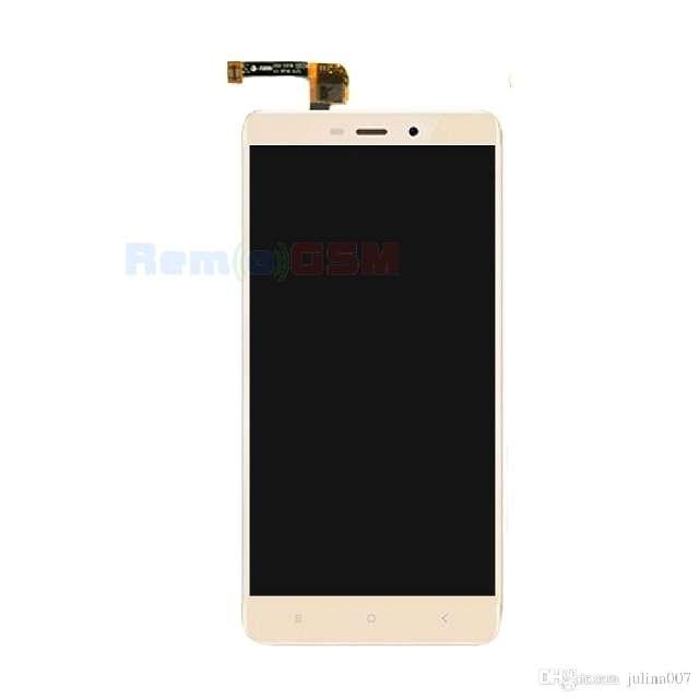 inlocuire display cu touchscreen xiaomi redmi 4 pro gold