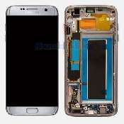 schimbare display cu touchscreen samsung galaxy s7 edge g935 silver oem