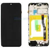 display cu touchscreen si rama samsung sm-m205f galaxy m20 oem