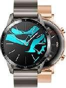 folie silicon protectie la display huawei watch gt 2