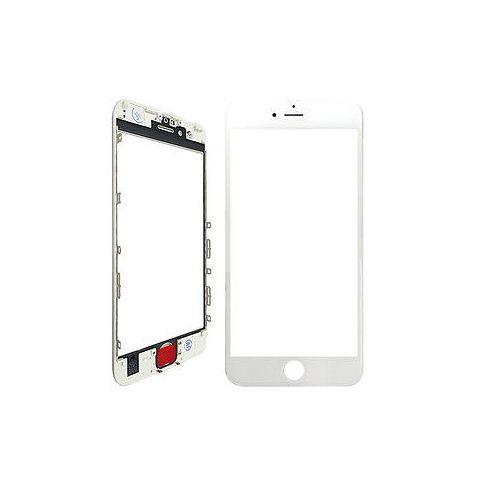 inlocuire schimbare geam sticla ecran display iphone 6s plus original alb