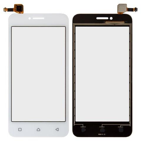 inlocuire geam sticla touchscreen lenovo vibe b a2016 alb