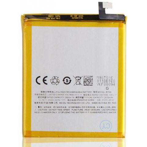 inlocuire baterie acumulator meizu m3s  xiaomi bt68