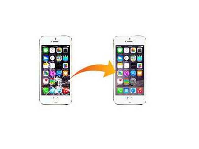 inlocuire geam sticla touchscreen iphone 5