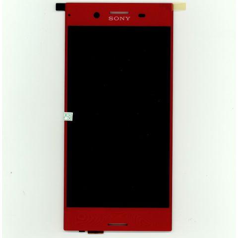 inlocuire display cu touchscreen sony xperia xz premium g8141 g8142 rosu
