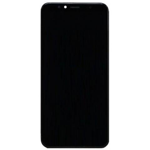 inlocuire display cu touchscreen si rama huawei y6 2018  atu-lx1 atu-l11 atu-l21