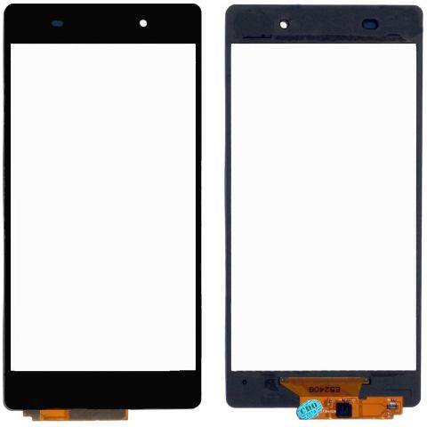 inlocuire geam touchscreen sony d6502 d6503 d6543 xperia z2